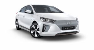 The Hyundai Ioniq